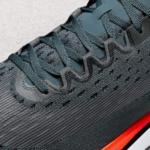 Zapatillas para correr Nike Zoom Vaporfly 4% color azul oscuro - Flymesh y Flywire