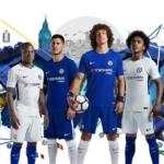 Camiseta Chelsea FC Nike Fútbol 2017 - 2018