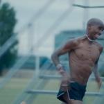 """Mo Farah en el vídeo de Nike """"Smile"""""""
