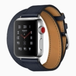 Apple Watch Hermès Series 3 Doble Tour Éperon d'Or 2017