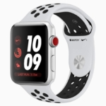Apple Watch Nike+ Series 3 Correa Blanca 2017