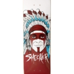 Skateboard Plan B Sheckler Head Dress