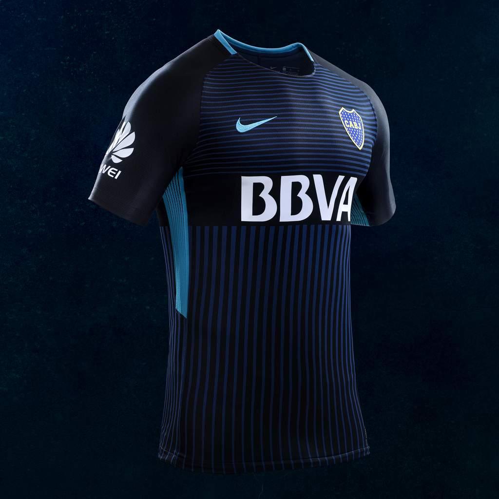 Nike presenta la tercera camiseta de Boca Juniors 2018  fb64bf3b4ba13