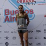 Belén Casetta récord de milla sudamericana
