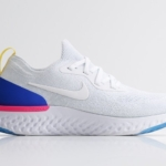 Nike Running Epic React blanca