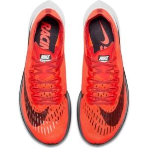 Nike Zoom Vaporfly 4% - detalle malla superior