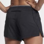 Short running Nike Elevate para mujer - detalle bolsillo