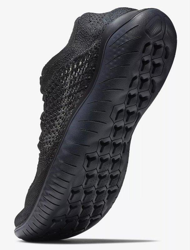 Zapatillas para correr Nike hombre Free RN Flyknit 2018 hombre Nike azul suela 981a23