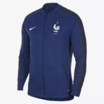 Chaqueta de fútbol Francia 2018 FFF Anthem Nike