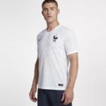 Camiseta Francia 2018 FFF Vapor Match Away Nike (visita)