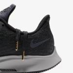 Nike Air Zoom Pegasus 35 Premium Mujer - color negro
