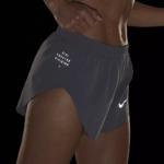 Short para correr Nike run division mujer 7,5 cm 2018