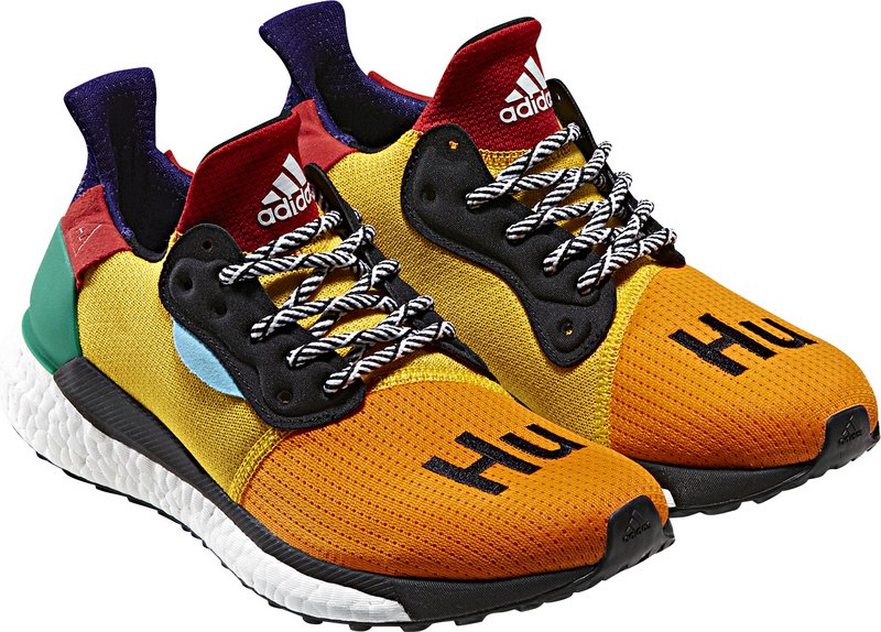 Solarhu Adidas Por Pharrell WilliamsCorrer Zapatillas Running QrWEoCxBed