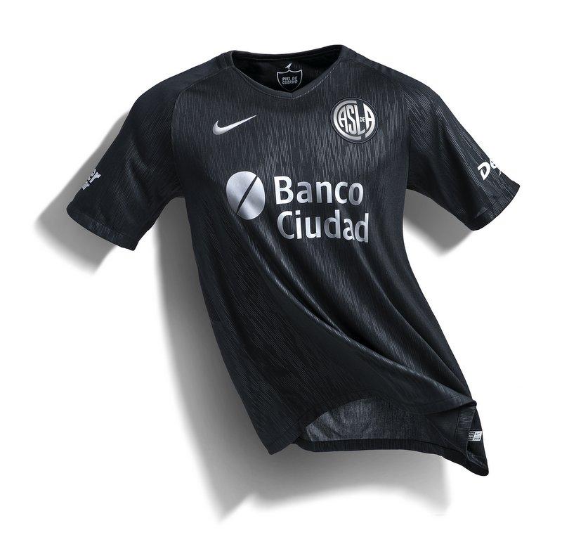 Nike presenta la tercera camiseta de San Lorenzo 2019  72db82602b6ea