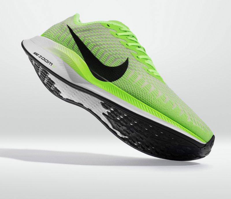 Nike Pegasus Turbo 2 - suela de goma