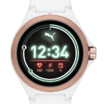 Puma Smartwatch 2019 con sistema Wear OS de Google y procesador Qualcomm color blanco