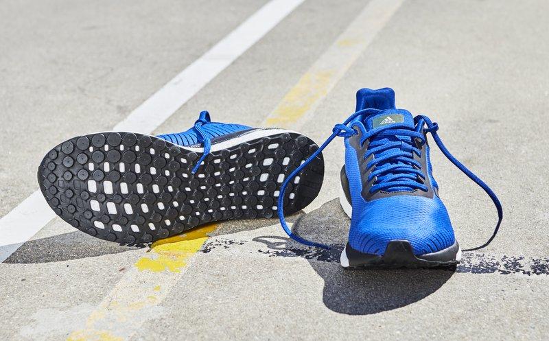 Zapatillas adidas running SolarDrive hombre