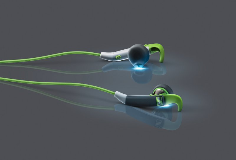 Auriculares Sennheiser Sports para correr MX 686 SPORTS
