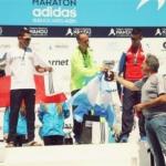 Maratón 42k adidas de Buenos Aires 2014 - Podio Masculino