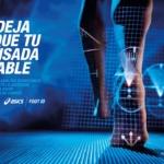 Asics España lanza un revolucionario Foot ID Plus