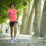 Alessandra Aguilar elige las zapatillas Asics Gel-DS Trainer 20 para la maratón de Pekín