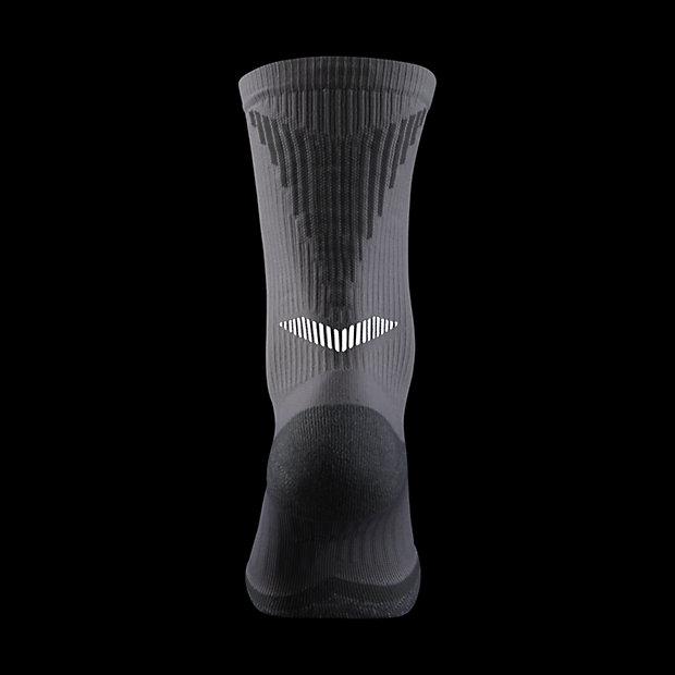Medias acolchadas Nike Elite Running 3/4 con elemento reflectante