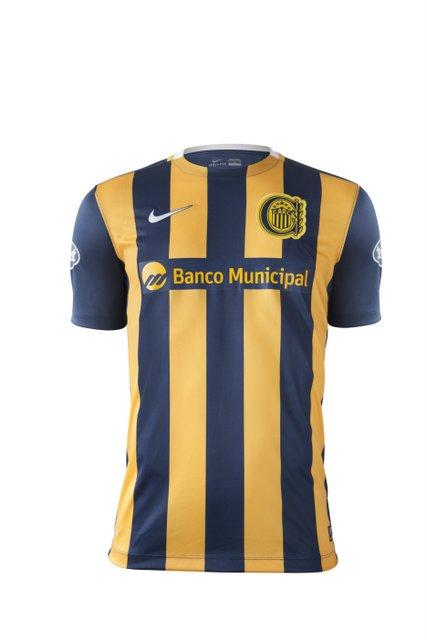 Camiseta Rosario Central Nike 2015 - Titular