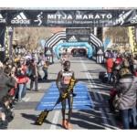 Kipsang Mitja Marató de Granollers