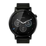 Reloj Android Motorola Moto 360 2da Generación - 46 mm negro
