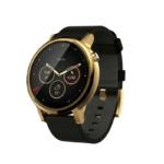 Reloj Android Motorola Moto 360 2da Generación - 46 mm negro y dorado