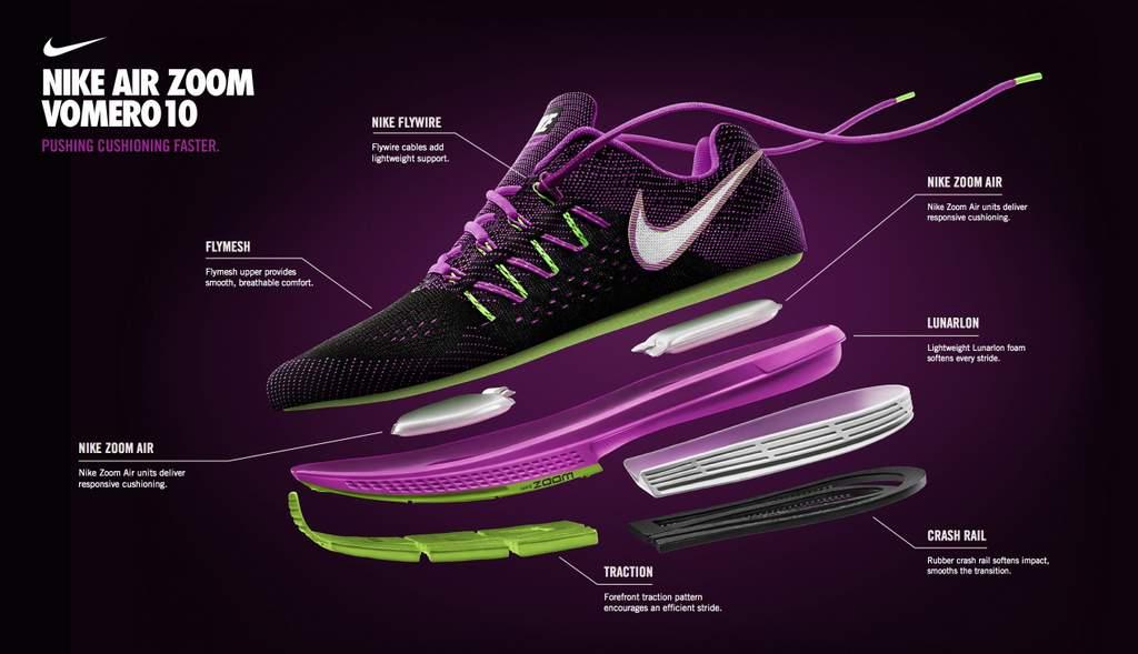 Zapatilla para correr Nike Air Zoom Vomero 10 - Mujer