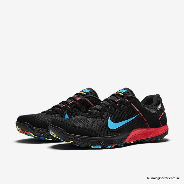 Zapatillas trail Nike Zoom Wildhorse GTX Hombre