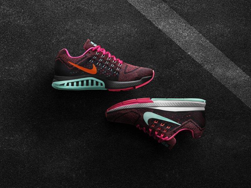Zapatilla para correr Nike Zoom Air Structure 18 Mujer