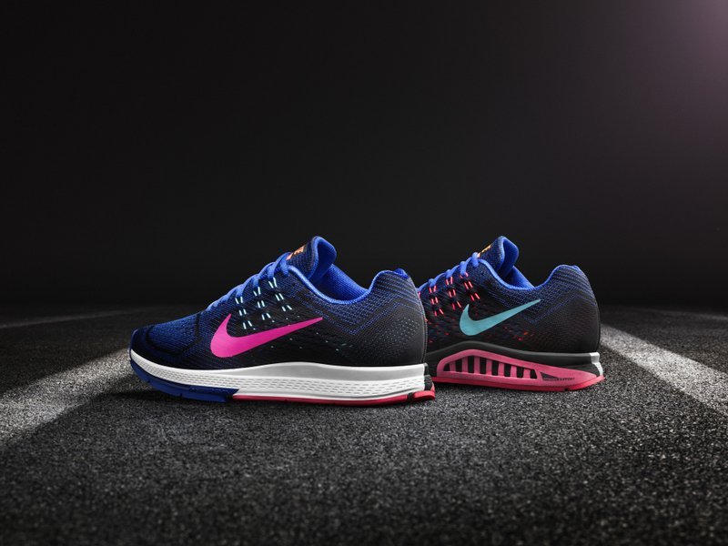 Nike Air Zoom Structure 18 - Hombre