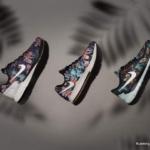 Nike Photosynthesis Pack - Colección Zapatillas Para correr LunarGlide 6, Air Zoom Pegasus 32 y Free 5.0
