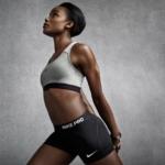 Nike Pro Classic Bra es un modelo de soporte media, versión sin acolchado
