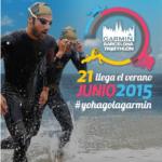 Poster Garmin Barcelona Triathlon 2015