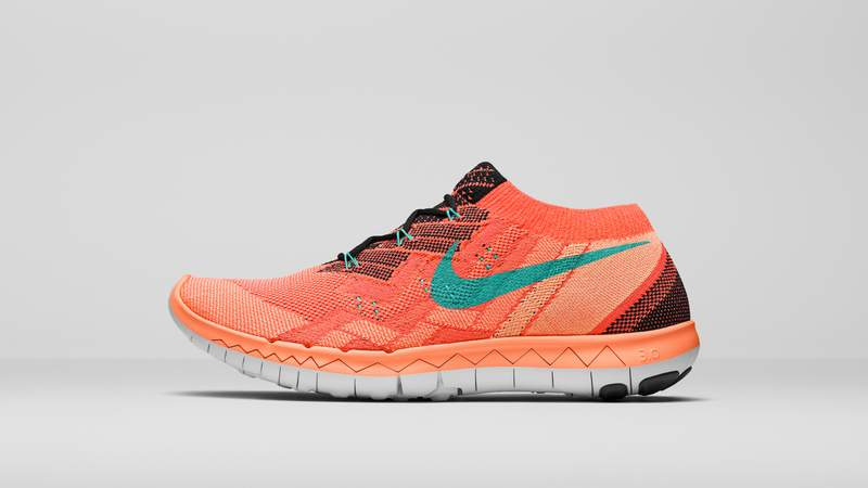 Nike Free 2015 - Correr natural como descalzo - 3.0 Flyknit