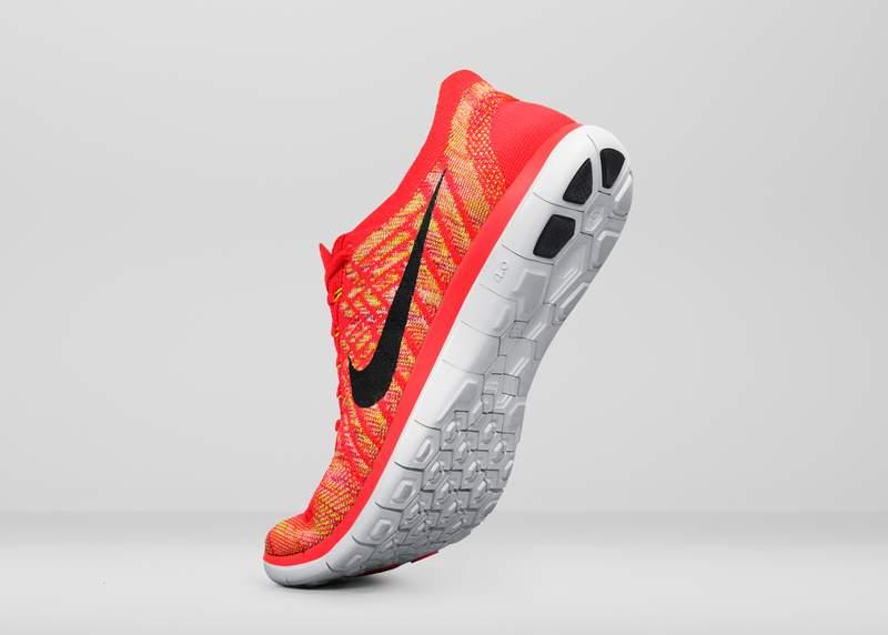 Nike Free 2015 - Correr natural como descalzo - 4.0 Flyknit