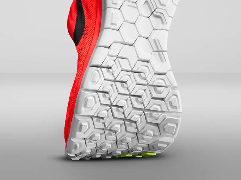 Nike Free 2015 - Correr natural como descalzo - 5.0