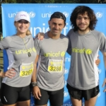 Carrera UNICEF por la Educación Buenos Aires 2015 - Yanina Latorre, Diego Latorre y Peter Lanzani