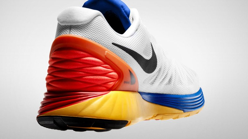 Zapatillas para correr Nike Lunarglide 6 Hombre - amortiguación más ligera y estable para carreras largas
