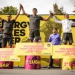 La adidas 21K recubre de energía las calles del DF México