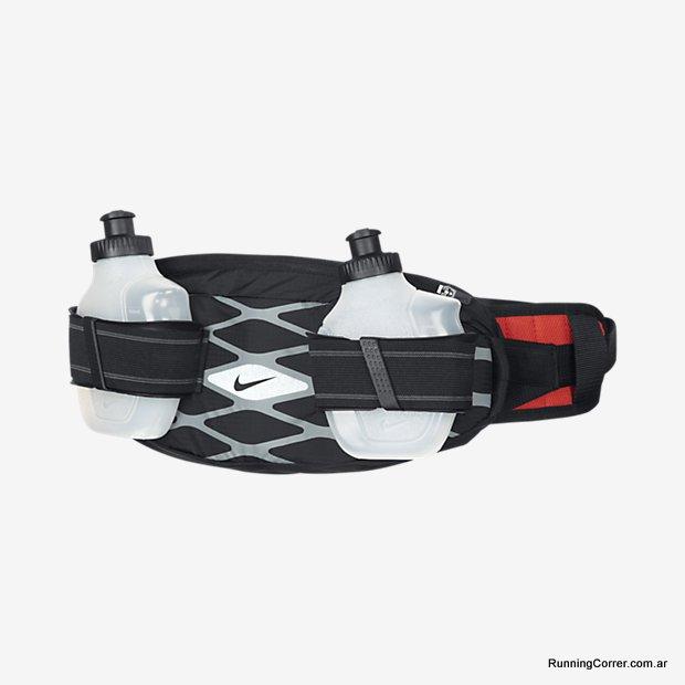 Botella de hidratación para correr de cintura Nike Running