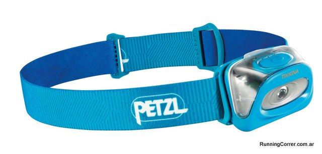 Linterna para correr de noche Petzl