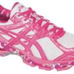 Zapatilla para correr Asics rosa