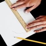Medir los pies para encontrar la talla de la zapatilla - Paso 3