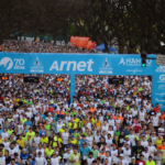 Maratón 42k Arnet Buenos Aires 2015 - Largada
