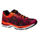 Zapatillas para correr Asics Gel Cumulus 17 - Naranja Hombre