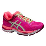 Zapatillas para correr Asics Gel Cumulus 17 - Rosa Mujer